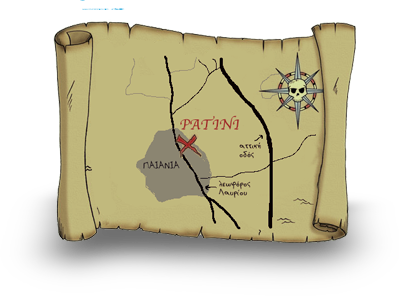 patini map