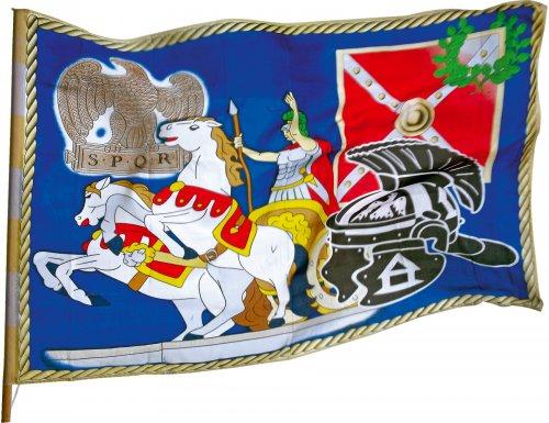 Ρωμαϊκή Σημαία Small Foot 4540