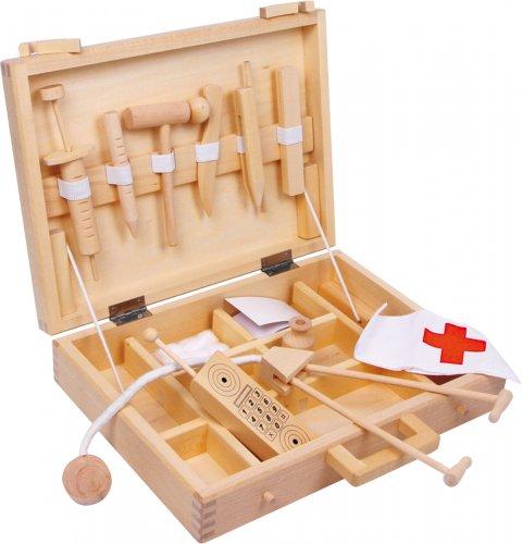 Η βαλίτσα του γιατρού Small foot 4602