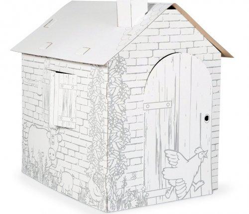 Σπίτι από Χαρτόνι SmallFoot 10015