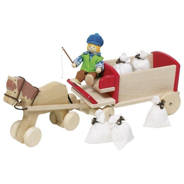 Αλογο με κάρο Zappo Goki 55983