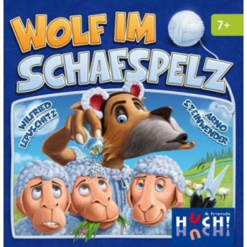 Ο Λύκος και τα Προβατάκια Huch & Friends 877871