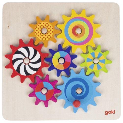 Γρανάζια παιχνίδι Goki 58530