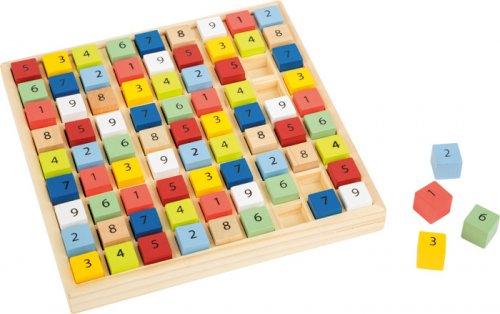 Πολύχρωμο Sudoku Small Foot 11164