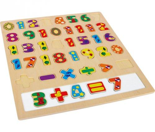 Πίνακας Μαθηματικών Small Foot Κωδ 6082
