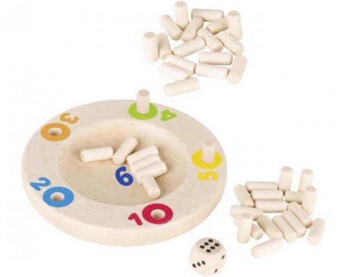 Παιχνίδι με πασαλάκια The Tricky 6 Goki 56888