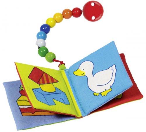 Πάνινο βιβλιαράκι με εικόνες Goki 742640