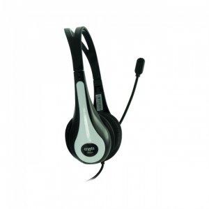 Crypto Headset [HS200 Black/White] On Ear Close