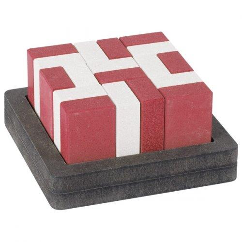 Πέτρινο Επιτραπέζιο «Χτίζω έξυπνα» Goki 56728