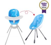 Καρεκλάκι φαγητού - παιδικό κάθισμα Poppy Bubblegum phil&teds
