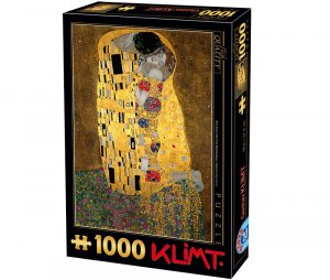 Παζλ Klimt 1000 κομμ.66923KL01