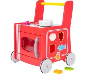 Περπατούρα και Παιδική Κουζίνα σε Ενα SmallFoot 10609