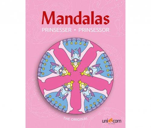 Mandalas με Πριγκίπισσες UNICORN 2484017