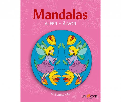 Mandalas με Νεράιδες UNICORN 2484734