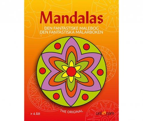 Mandalas Ένα Φανταστικό Βιβλίο Ζωγραφικής UNICORN 1891045