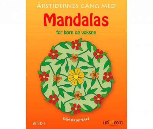 Mandalas και οι Τέσσερις Εποχές (τόμος I) UNICORN 1891250
