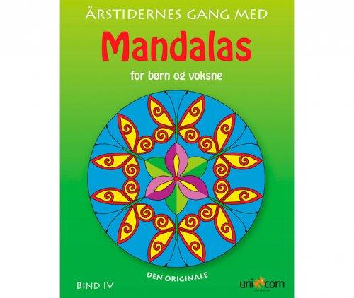 Mandalas και οι Τέσσερις Εποχές (τόμος IV) UNICORN 1891311