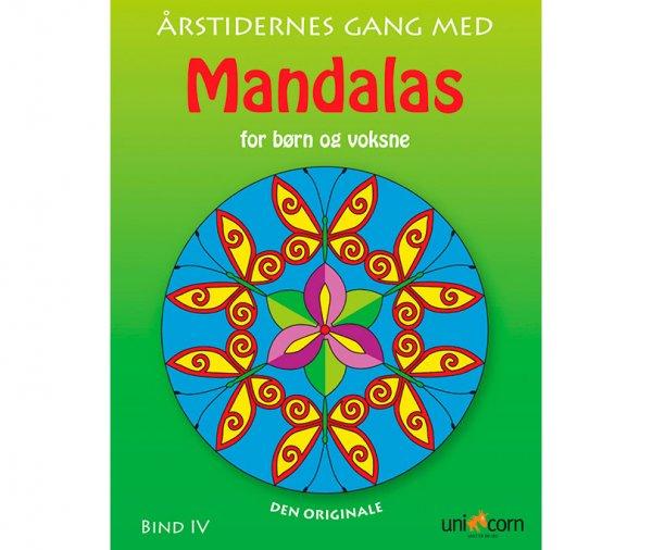Mandalas και οι Τέσσερις Εποχές (τόμος IV) UNICORN 1891311a
