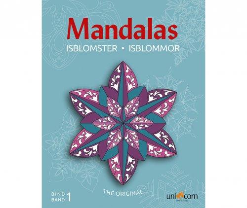 Mandalas με Χιονονυφάδες (τόμος Ι) UNICORN 2484635