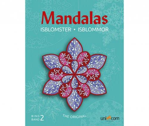 Mandalas με Χιονονυφάδες (τόμος IΙ) UNICORN 2484758
