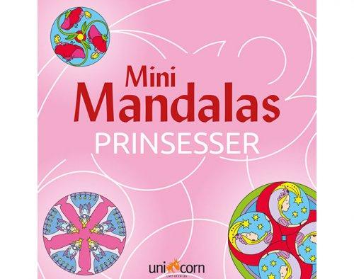 Mini Mandalas με Πριγκήπισσες UNICORN 2484888
