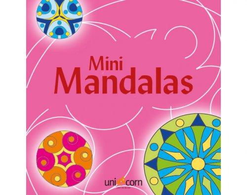 Mini Mandalas Ροζ UNICORN 1891878