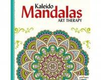 Kaleido Mandalas Art Therapy WHITE  UNICORN 9835782