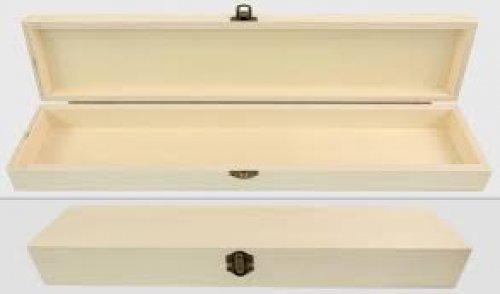 Ξύλινο κουτί Λαμπάδας 015