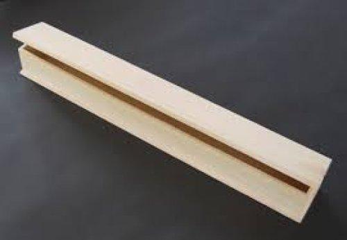 Ξύλινο κουτί Λαμπάδας 016