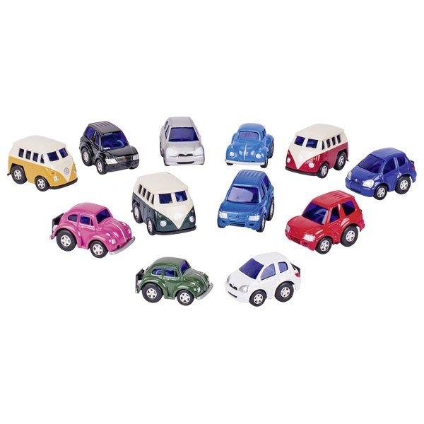 Αυτοκινητάκια Mini Racer II Goki 12095