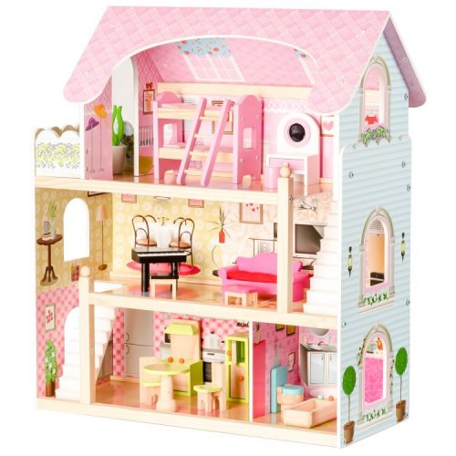 Κουκλόσπιτο «Ονειρεμένη Κατοικία» Ecotoys 4110