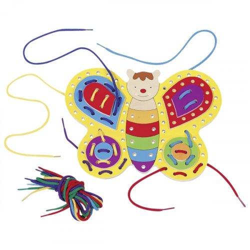 Πεταλούδα - με κορδόνια Goki 58944