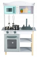 Ξύλινη Κουζίνα  Ecotoys 7256