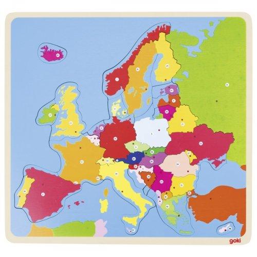 Παζλ, Ευρώπη Goki 57509