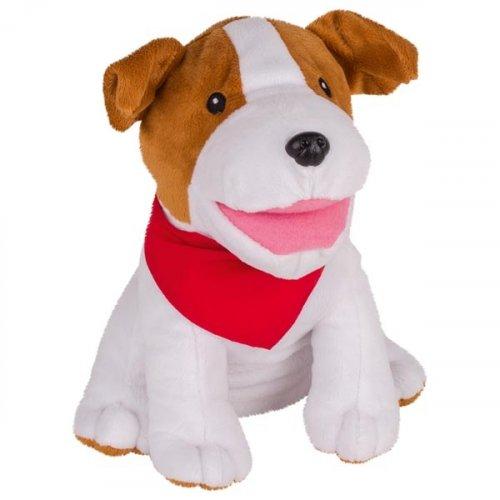 Hand puppet Jack Russell «Λίνο» Goki 51550