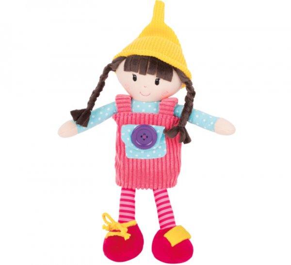 Εκπαιδευτική Κούκλα Emma Small Foot 10865Κ
