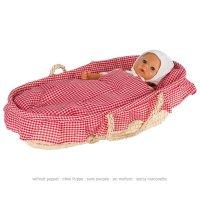 Καλαθούνα μεταφοράς για Κούκλες Goki 15252