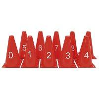 Κώνοι με αριθμούς Eduplay 170163