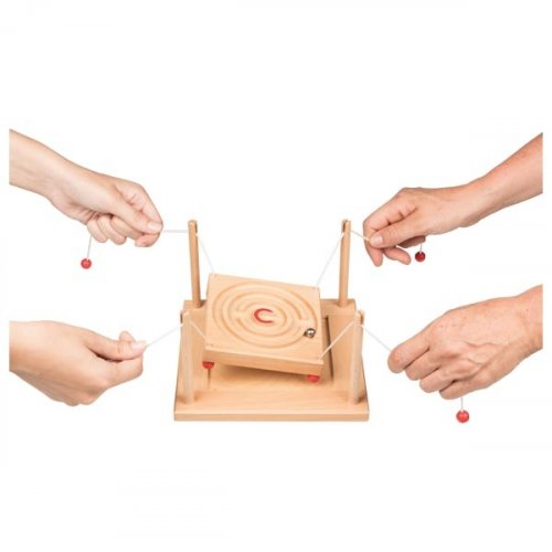 Παιχνίδι Δεξιότητας «Μαζί στο Λαβύρινθο» Goki 56797
