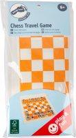 Επιτραπέζιο Παιχνίδι Σκάκι Ταξιδιού Small foot 12021
