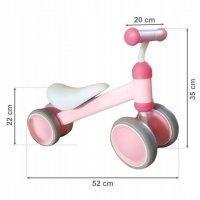 Mini Ποδήλατο Ecotoys 118 PINK