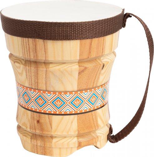 Ξύλινο Bango Drum Small Foot 11359