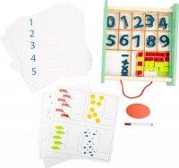 Εκπαιδευτικό μαγνητικό Κουτί Αριθμητικής Small Foot 11461