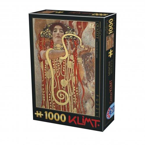 Παζλ Klimt Υγεία 66923KL11