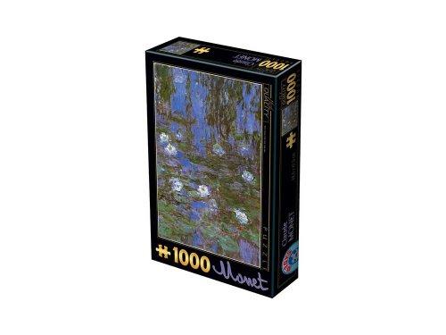 Παζλ Monet Blue Water Lilies 67548CM06