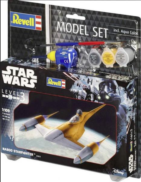 Naboo Starfighter Model-Set REVE63611
