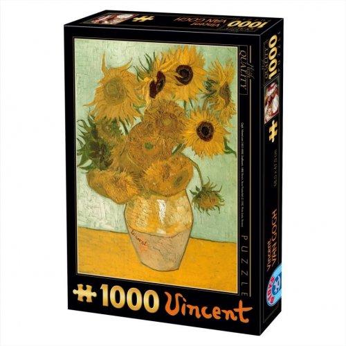 Παζλ Vincent Van Gogh Sunflowers 66916VG01