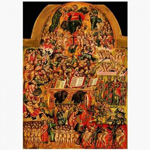 Byzantine The Last Judgement RICO5801N30044