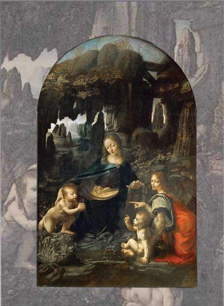 DA VINCI Vergine RICO5801N15866A