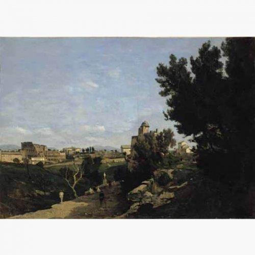 HARPIGNIES Le Colisee a Rome RICO6001N16169A